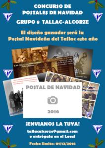 Concurso Postales Navidad